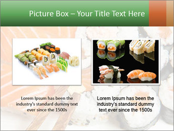 Japanese Restaurant PowerPoint Template - Slide 18