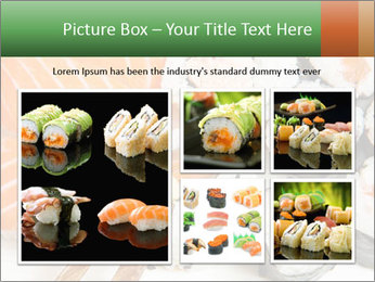 Japanese Restaurant PowerPoint Template - Slide 19
