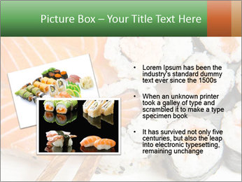 Japanese Restaurant PowerPoint Template - Slide 20