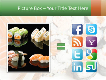 Japanese Restaurant PowerPoint Template - Slide 21