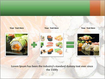 Japanese Restaurant PowerPoint Template - Slide 22
