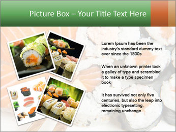 Japanese Restaurant PowerPoint Template - Slide 23