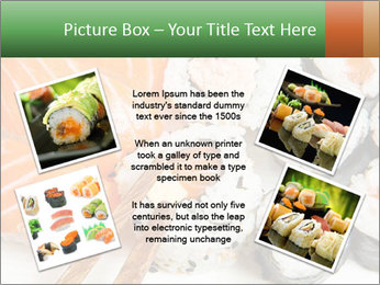 Japanese Restaurant PowerPoint Template - Slide 24