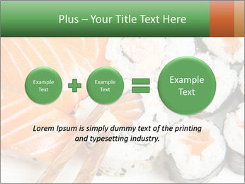 Japanese Restaurant PowerPoint Template - Slide 75