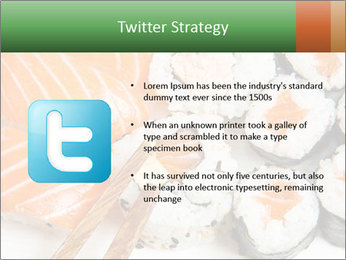 Japanese Restaurant PowerPoint Template - Slide 9