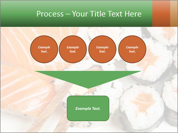 Japanese Restaurant PowerPoint Template - Slide 93