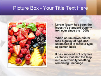 Russian Pancakes With Berries PowerPoint Templates - Slide 13