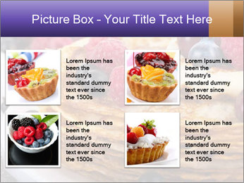 Russian Pancakes With Berries PowerPoint Templates - Slide 14