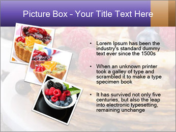 Russian Pancakes With Berries PowerPoint Templates - Slide 17
