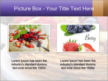 Russian Pancakes With Berries PowerPoint Templates - Slide 18