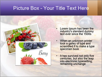 Russian Pancakes With Berries PowerPoint Templates - Slide 20