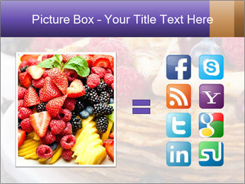 Russian Pancakes With Berries PowerPoint Templates - Slide 21