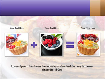 Russian Pancakes With Berries PowerPoint Templates - Slide 22