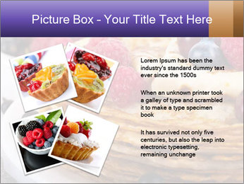 Russian Pancakes With Berries PowerPoint Templates - Slide 23