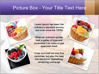 Russian Pancakes With Berries PowerPoint Templates - Slide 24