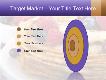 Russian Pancakes With Berries PowerPoint Templates - Slide 84