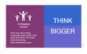 0000090937 Business Card Template