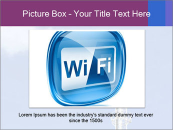 Telecommunications Equipment PowerPoint Template - Slide 15