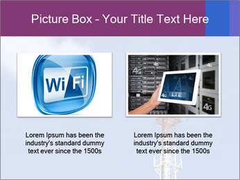 Telecommunications Equipment PowerPoint Template - Slide 18