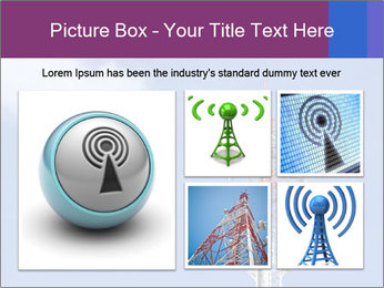 Telecommunications Equipment PowerPoint Template - Slide 19