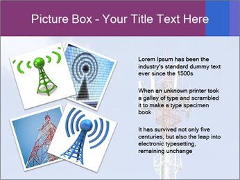 Telecommunications Equipment PowerPoint Template - Slide 23