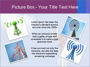 Telecommunications Equipment PowerPoint Template - Slide 24