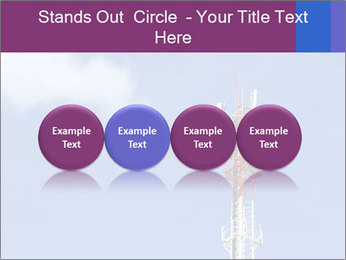 Telecommunications Equipment PowerPoint Templates - Slide 76