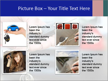 Auto Key PowerPoint Template - Slide 14
