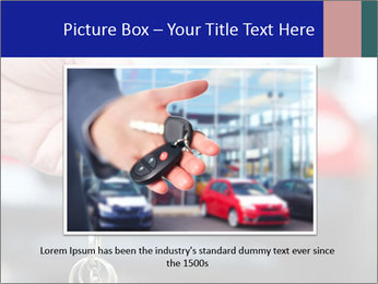 Auto Key PowerPoint Template - Slide 16