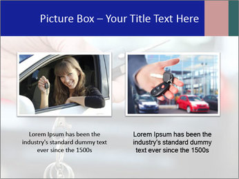 Auto Key PowerPoint Template - Slide 18