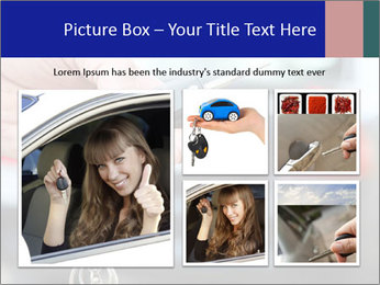 Auto Key PowerPoint Template - Slide 19