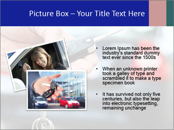 Auto Key PowerPoint Template - Slide 20