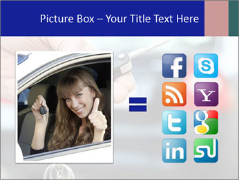 Auto Key PowerPoint Template - Slide 21