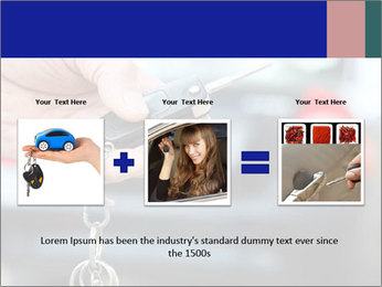 Auto Key PowerPoint Template - Slide 22