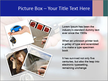 Auto Key PowerPoint Template - Slide 23