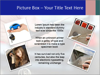 Auto Key PowerPoint Template - Slide 24