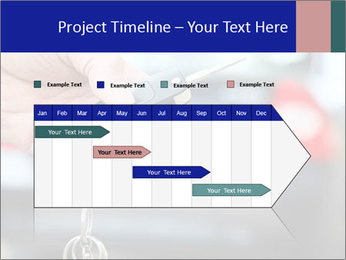 Auto Key PowerPoint Template - Slide 25