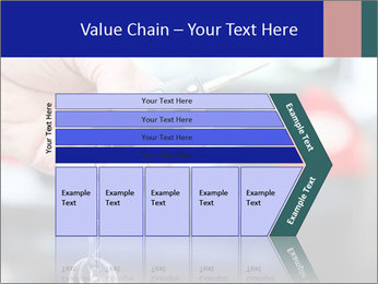 Auto Key PowerPoint Template - Slide 27