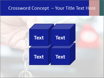 Auto Key PowerPoint Template - Slide 39