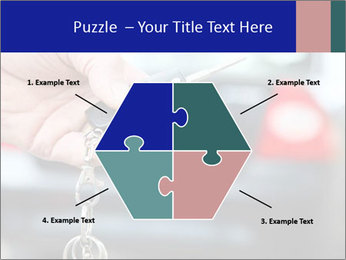 Auto Key PowerPoint Template - Slide 40
