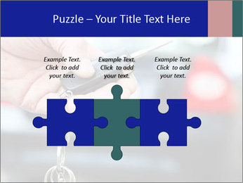 Auto Key PowerPoint Template - Slide 42