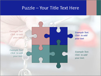 Auto Key PowerPoint Template - Slide 43