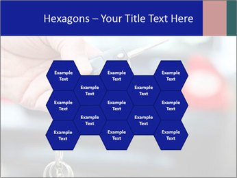Auto Key PowerPoint Template - Slide 44