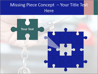 Auto Key PowerPoint Template - Slide 45