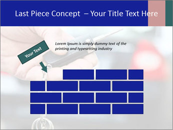 Auto Key PowerPoint Template - Slide 46