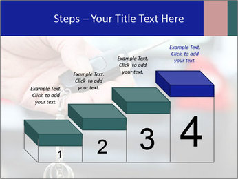 Auto Key PowerPoint Template - Slide 64
