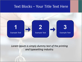 Auto Key PowerPoint Template - Slide 71