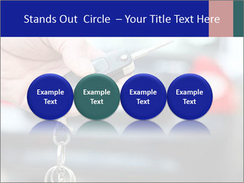 Auto Key PowerPoint Template - Slide 76