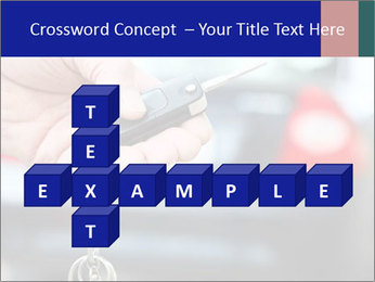 Auto Key PowerPoint Template - Slide 82