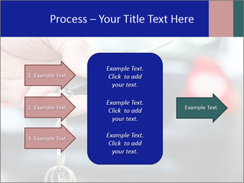 Auto Key PowerPoint Template - Slide 85